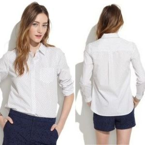 Madewell Anchor Button Down